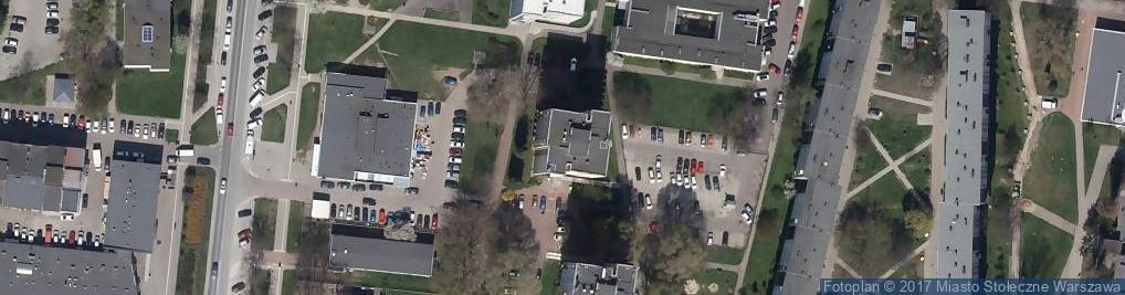 Zdjęcie satelitarne Usługi Gazowo Hydrauliczne