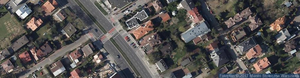 Zdjęcie satelitarne Doradztwo Informatyczne Maciej Kulka