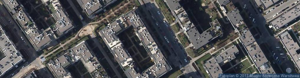 Zdjęcie satelitarne GOGOmedia Sp. z o. o.