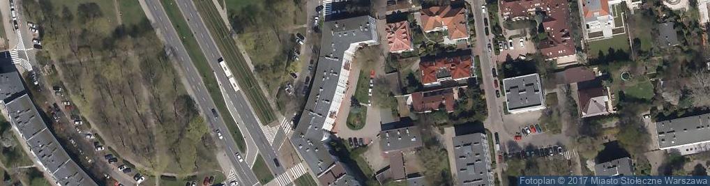Zdjęcie satelitarne Konrad Kaleta KSK IT