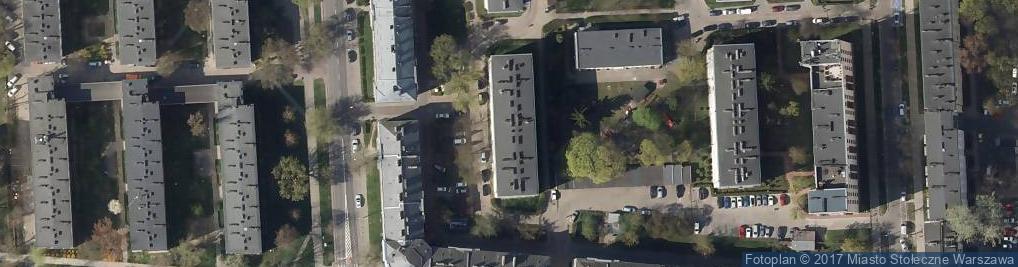 Zdjęcie satelitarne Łukasz Lipiński Doradztwo Biznesowe i Informatyczne