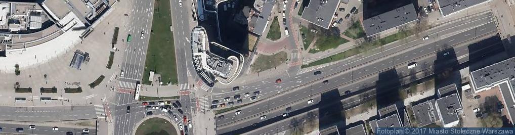 Zdjęcie satelitarne Shop Connector Jarosław Trybuchowicz
