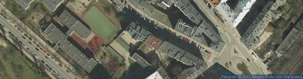 Zdjęcie satelitarne Usługi Informatyczne