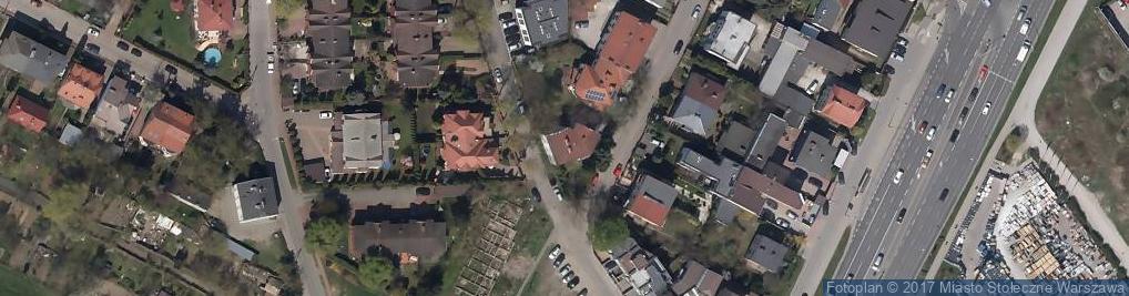 Zdjęcie satelitarne Usługi Komputerowe SC Litwin Magdalena Litwin Wojciech