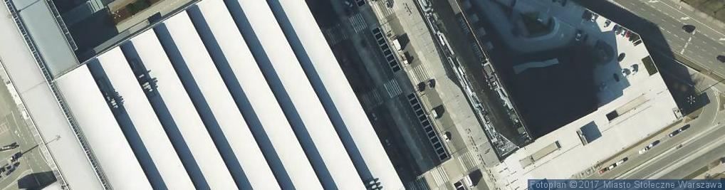 Zdjęcie satelitarne Inglot - Drogeria