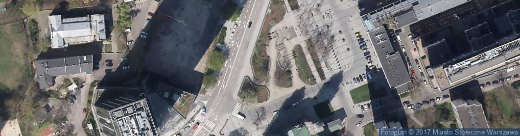 Zdjęcie satelitarne Dotleniacz