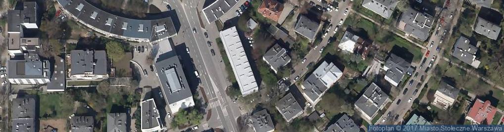 Zdjęcie satelitarne Pem-Pack