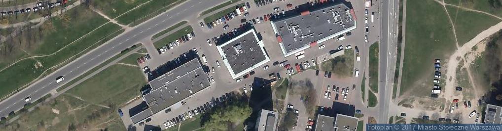 Zdjęcie satelitarne Sklep, Hurtownia Instalacyjny