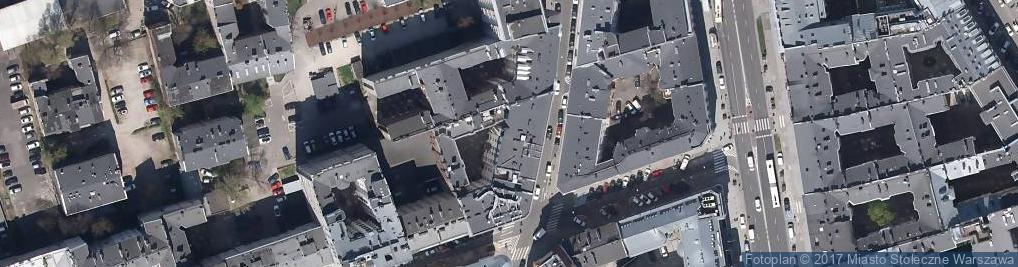 Zdjęcie satelitarne Itaka - Biuro podróży
