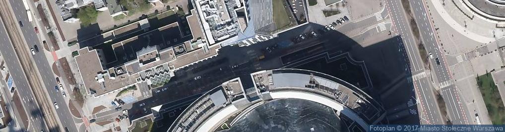 Zdjęcie satelitarne Jean Louis David - Fryzjer