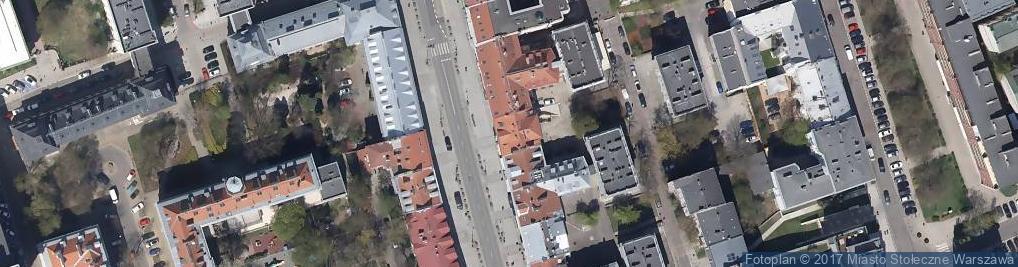 Zdjęcie satelitarne Antykwariat Jubilerski Biuro Handlowe