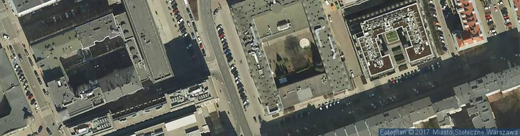 Zdjęcie satelitarne Galeria Lawenda