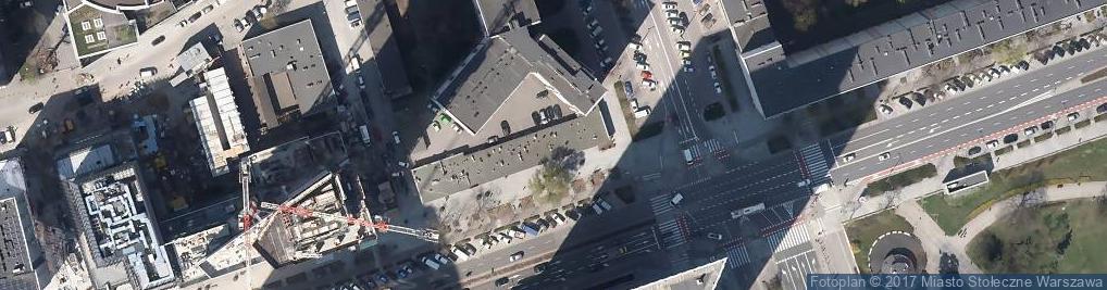 Zdjęcie satelitarne Jubiler