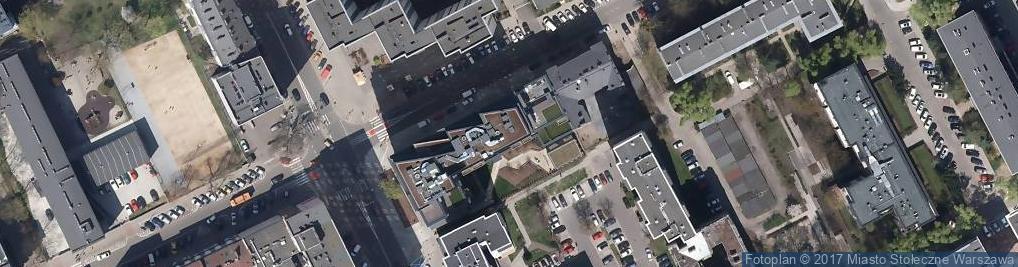 Zdjęcie satelitarne Adam Wandel Kancelaria Prawa Kanonicznego i Cywilistyczna CC Ius