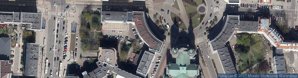 Zdjęcie satelitarne Adwokat Maciej Andrzej Patocki Kancelaria Adwokacka