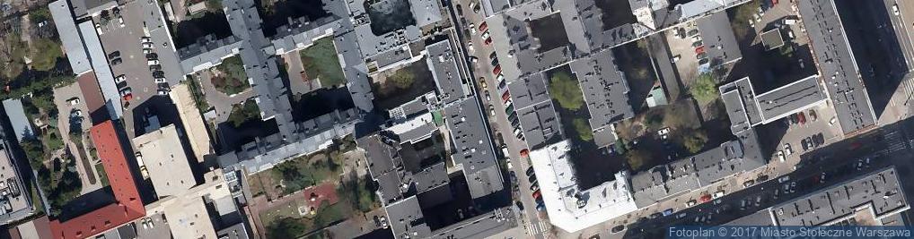 Zdjęcie satelitarne Adwokat Piotr Rytel Kancelaria Adwokacka