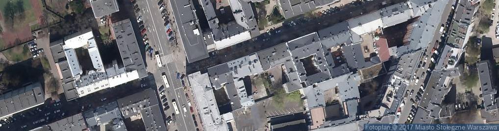 Zdjęcie satelitarne Kancelaria Adwokacka Adwokat Jan Mydłowski