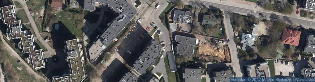 Zdjęcie satelitarne Kancelaria Adwokacka Adwokat Tomasz Adamiec