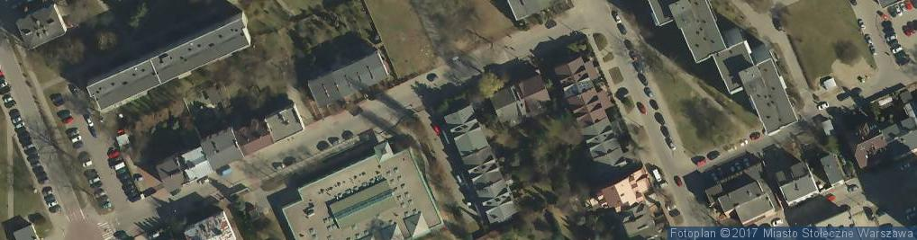 Zdjęcie satelitarne Kancelaria Adwokacka Jerzy Rutkowski i Wspólnicy