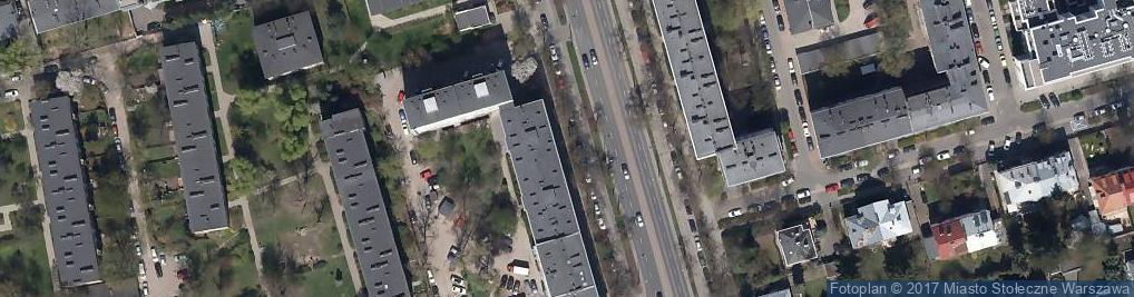 Zdjęcie satelitarne Kancelaria Adwokacka Maciej Piotr Bąk