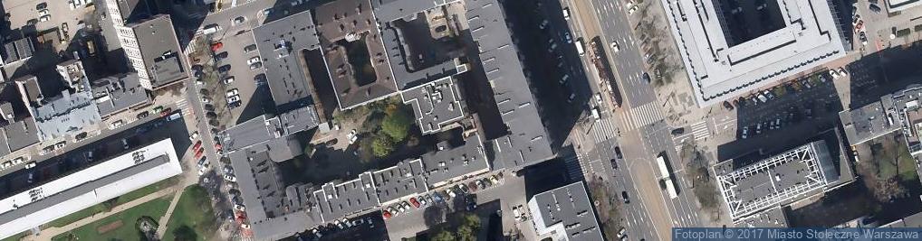 Zdjęcie satelitarne Kancelaria Adwokacka Paweł Kowalczyk