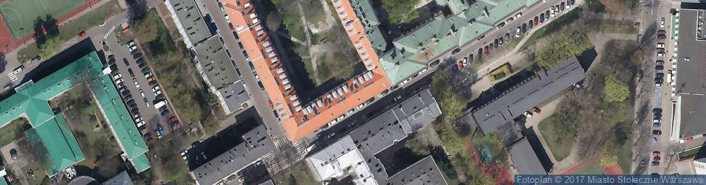 Zdjęcie satelitarne Kancelaria Adwokacka, Prawna