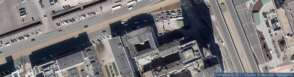Zdjęcie satelitarne Komornik Sądowy przy Sądzie Rejonowym dla m.st. Warszawy