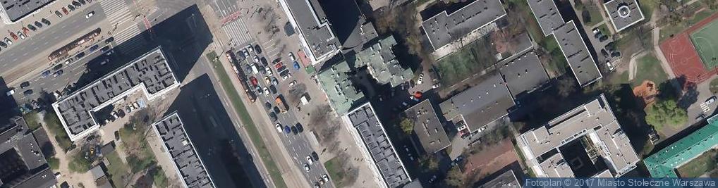 Zdjęcie satelitarne Teda
