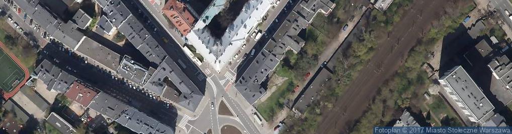 Zdjęcie satelitarne Justyna Jaśkiewicz