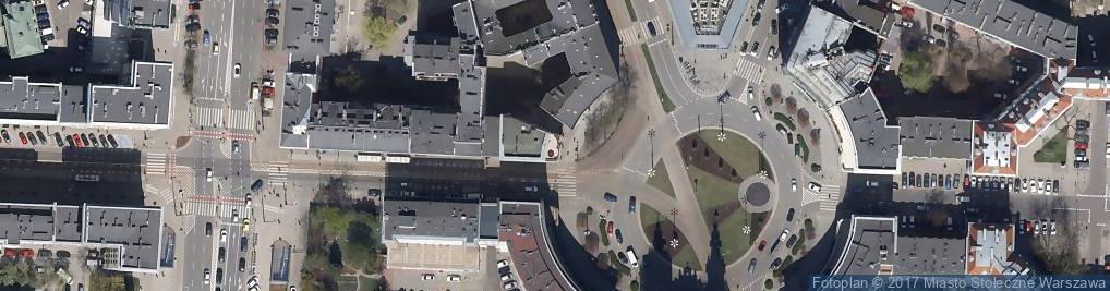 Zdjęcie satelitarne Kancelaria Notarialna Agata Banasik Notariusz
