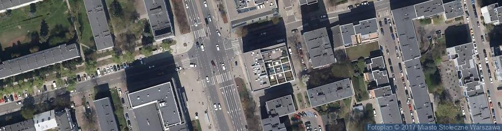 Zdjęcie satelitarne Kancelaria Notarialna Notariusz