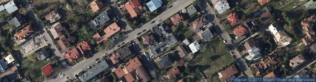 Zdjęcie satelitarne Małgorzata Gromek