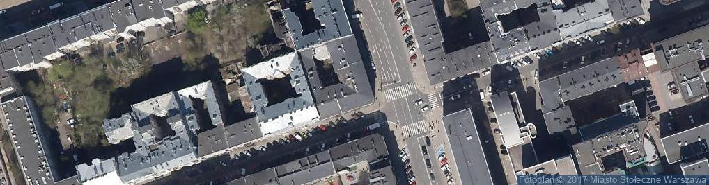 Zdjęcie satelitarne Notariusz Anna Szmigiera-Wyrzykowska - Wspólnik Spółki Cywilnej