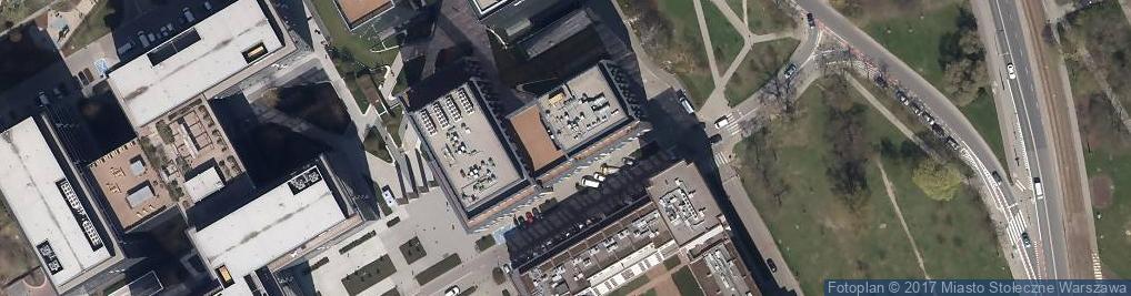 Zdjęcie satelitarne Tomasz Karłowski Notariusz