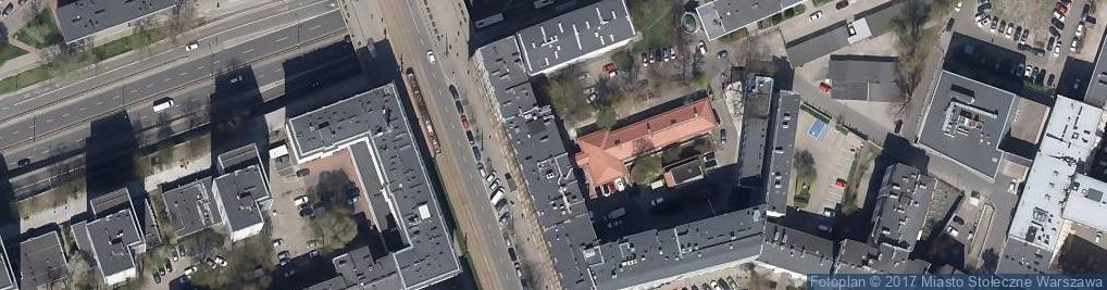 Zdjęcie satelitarne Wojciechowski