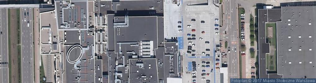 Zdjęcie satelitarne Karmello - Cukiernia