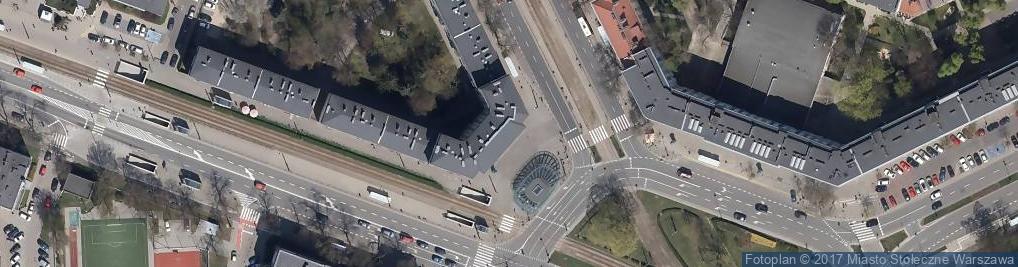 Zdjęcie satelitarne Cafe-Bistro 'Jaskółka'