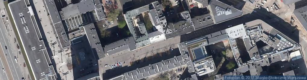 Zdjęcie satelitarne Kawiarnia 'Między Słowami'