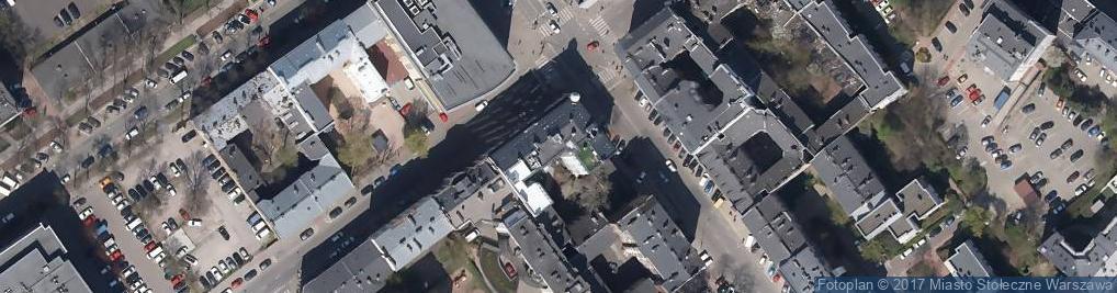 Zdjęcie satelitarne Klubokawiarnia Pub 'Bazar, Knajpa, Klub, Sklep'