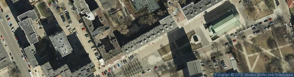Zdjęcie satelitarne Restauracja 'Cafe Furkot'