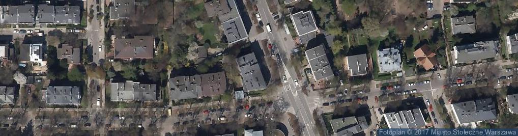 Zdjęcie satelitarne Sax Cafe