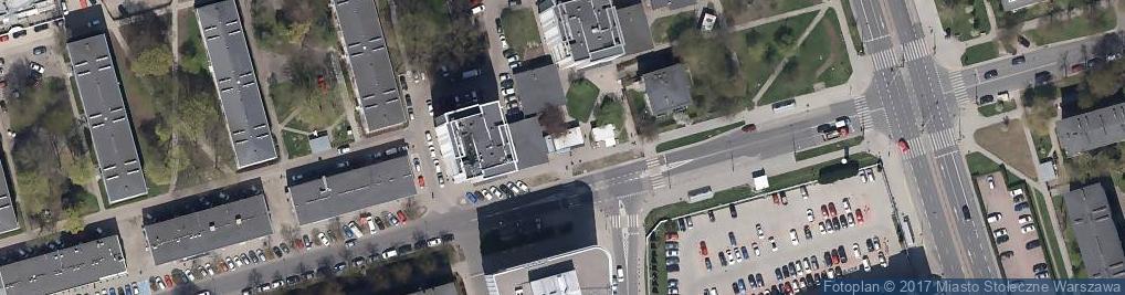 Zdjęcie satelitarne Kebab - Bar