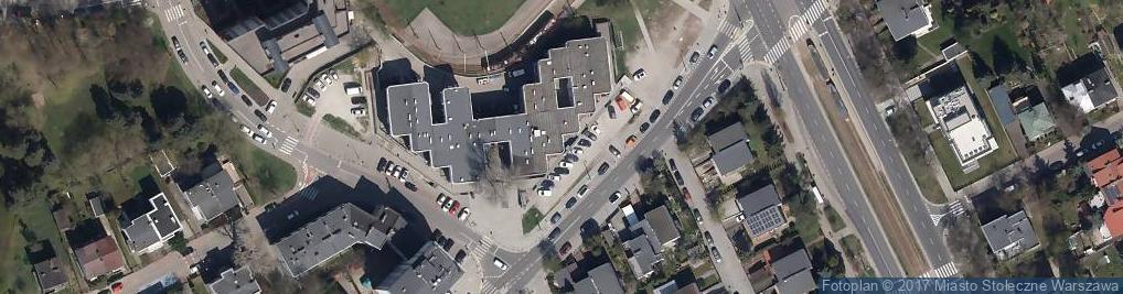 Zdjęcie satelitarne Systemy Kilmatyzacji i Chłodnictwa
