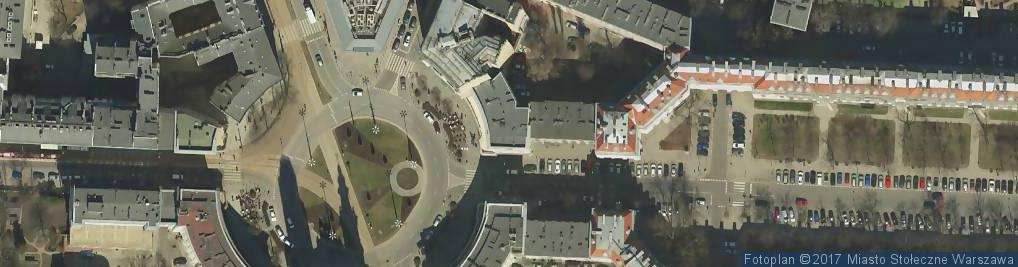 Zdjęcie satelitarne Plan B