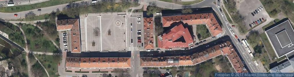 Zdjęcie satelitarne Klubokawiarnia GRAM