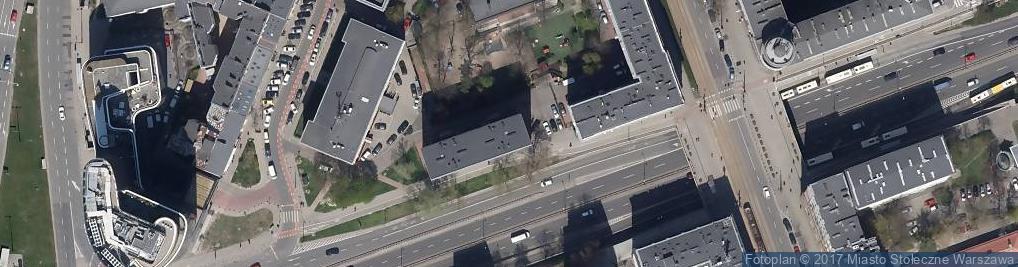 Zdjęcie satelitarne Latawiec