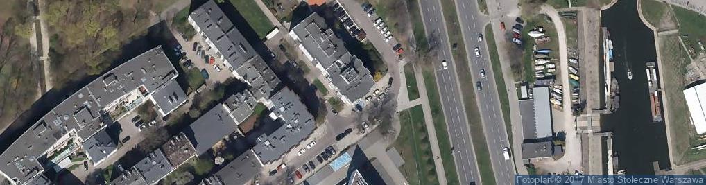 Zdjęcie satelitarne Komornik Sądowy Maciej Malinowski