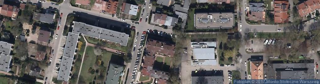 Zdjęcie satelitarne Komornik Sądowy przy SR dla Wawy-Mokotowa Artur Wierzejski