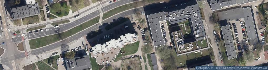 Zdjęcie satelitarne Black Stork PC