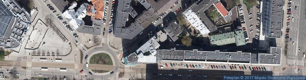Zdjęcie satelitarne GRAL - Sklep Warszawa